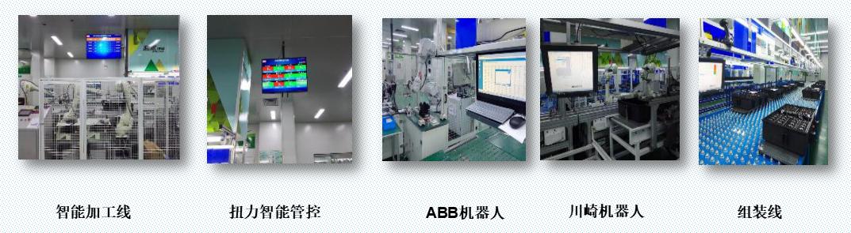 超X电池集团公司工厂生产数据采集系统
