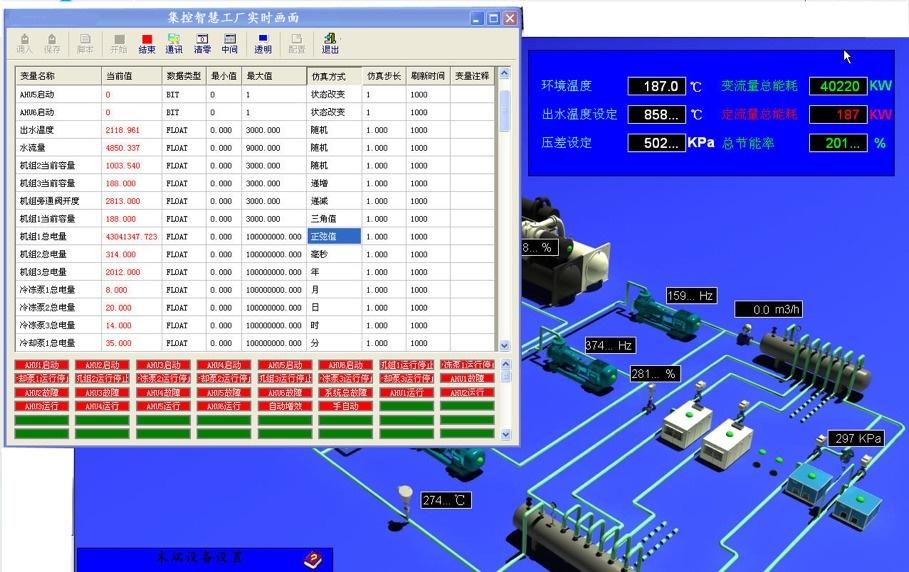 MES系统软件系统对接效果图