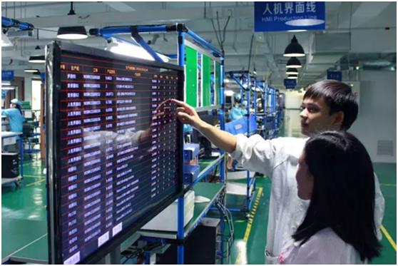 智能电子看板系统